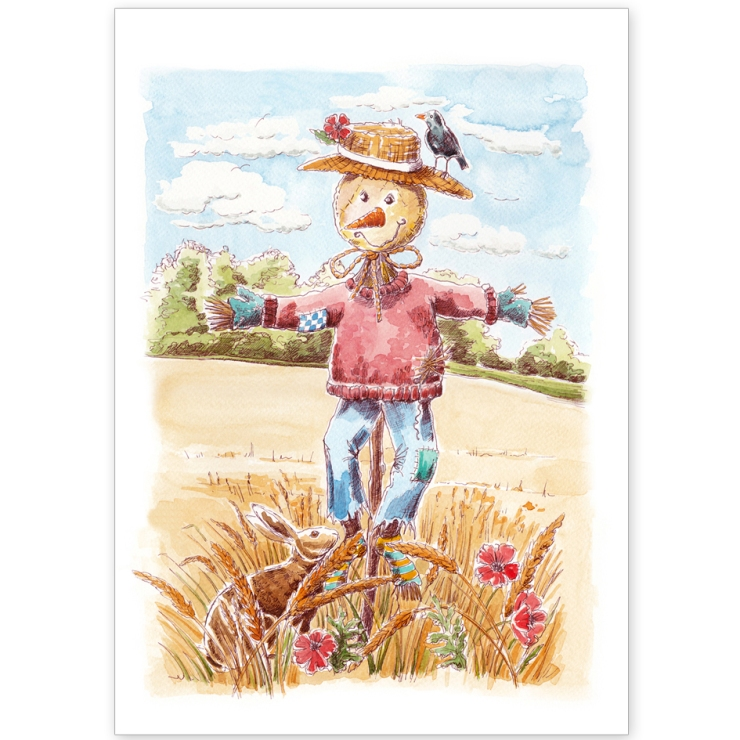 Scarecrow and Hare